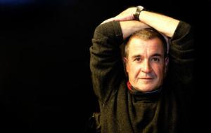 El actor Pepe Rubianes, en uno de sus espectáculos.