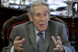 Mor Francisco Rubio Llorente, expresident del Consell d'Estat