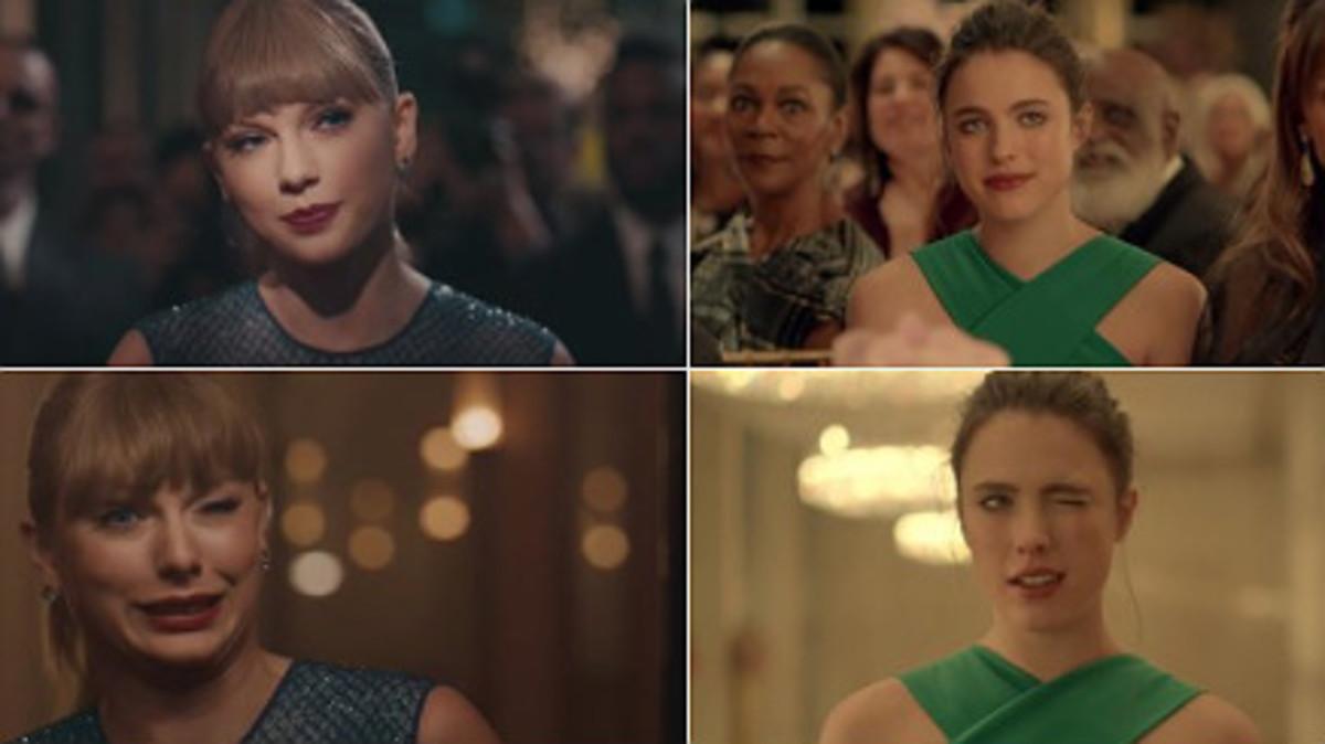 """Taylor Swift, en la picota por """"copiar"""" la coreografía del anuncio de Kenzo"""