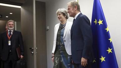 El pulso con Londres unifica a la UE