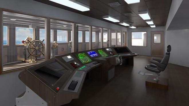Así será la réplica china del 'Titanic' que zarpará en el 2018