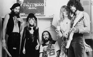 Una imagen de Fleetwood Mac de los años 70.