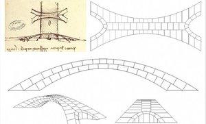 Un megapont de Leonardo da Vinci seria viable
