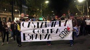 Així els hem explicat l'actualitat de les protestes a Catalunya
