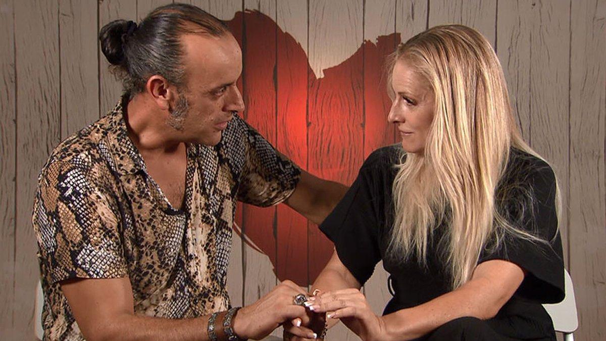 El Luis i la Verónica es retroben a 'First dates' 26 anys després: «És la dona de la meva vida»