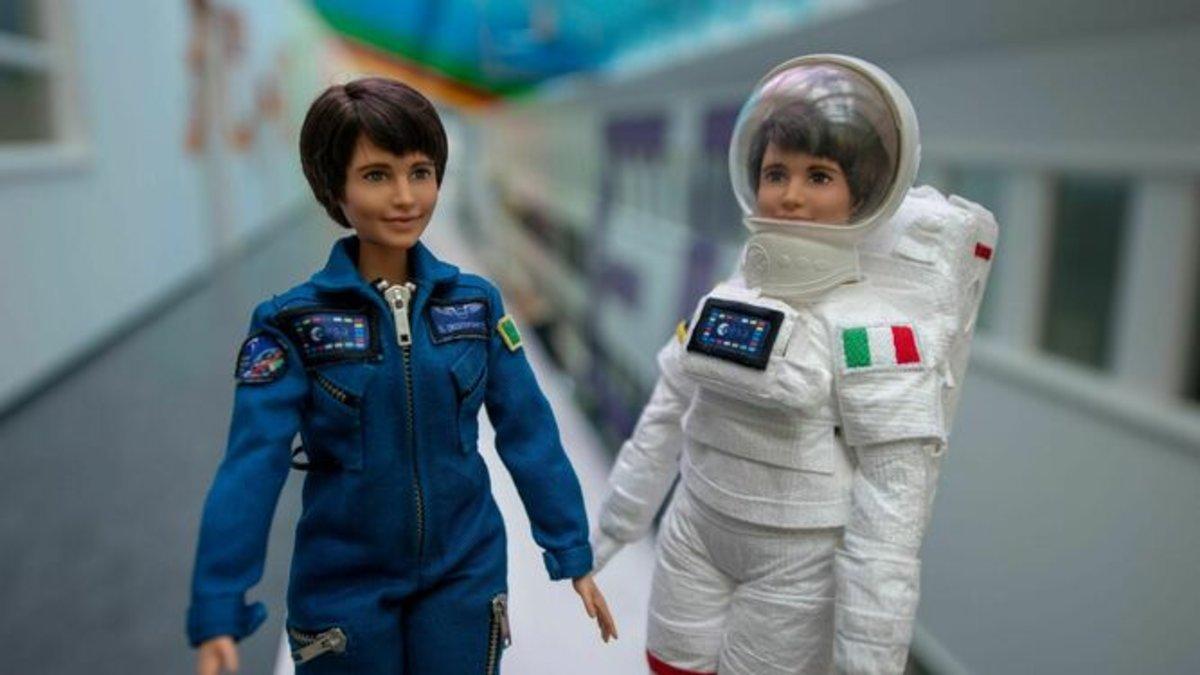 Barbie i l'ESA llancen una nina astronauta per inspirar les nenes en les àrees científiques
