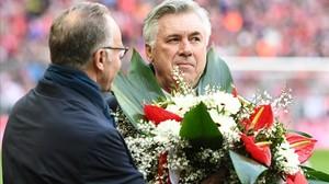 El Bayern destitueix Ancelotti després de la golejada a París