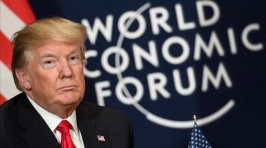 Trump o los 'monstruos' de Davos