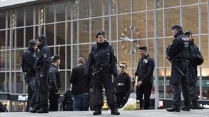 Alliberats els ostatges retinguts a l'estació de trens de Colònia