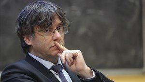 Puigdemont purga el PDECat i serà candidat a les europees