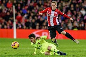 L'Athletic-Barça obre la Lliga el 16 d'agost, divendres, a las 21 hores