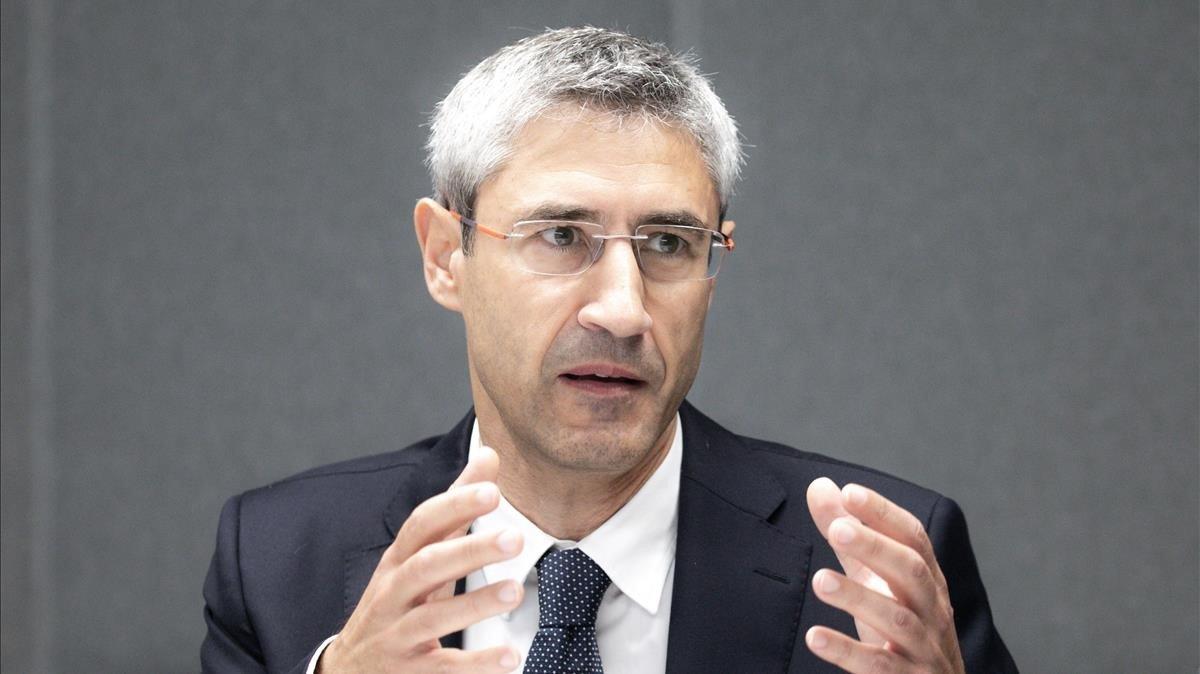 Ramon Pastor, responsable del 3D de HP.