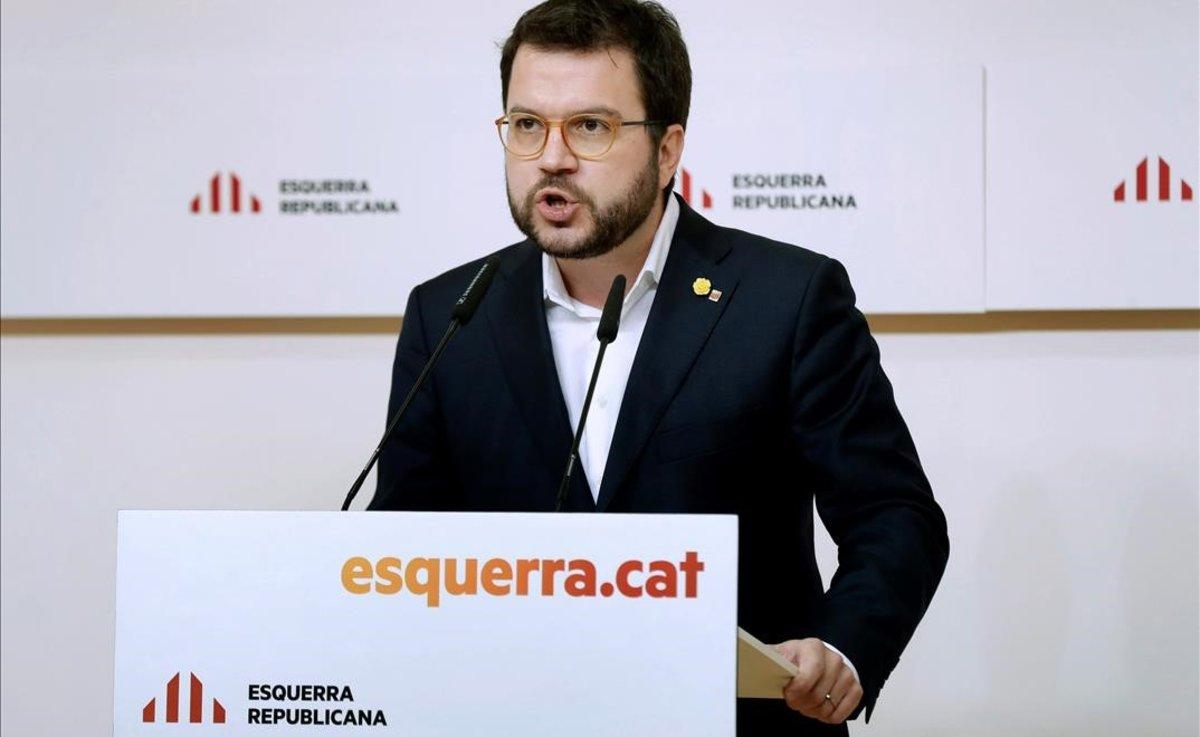 Càlculs i negociacions amb Madrid