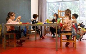 Uns 337 nens de Barcelona es quedaran sense plaça pública de P3