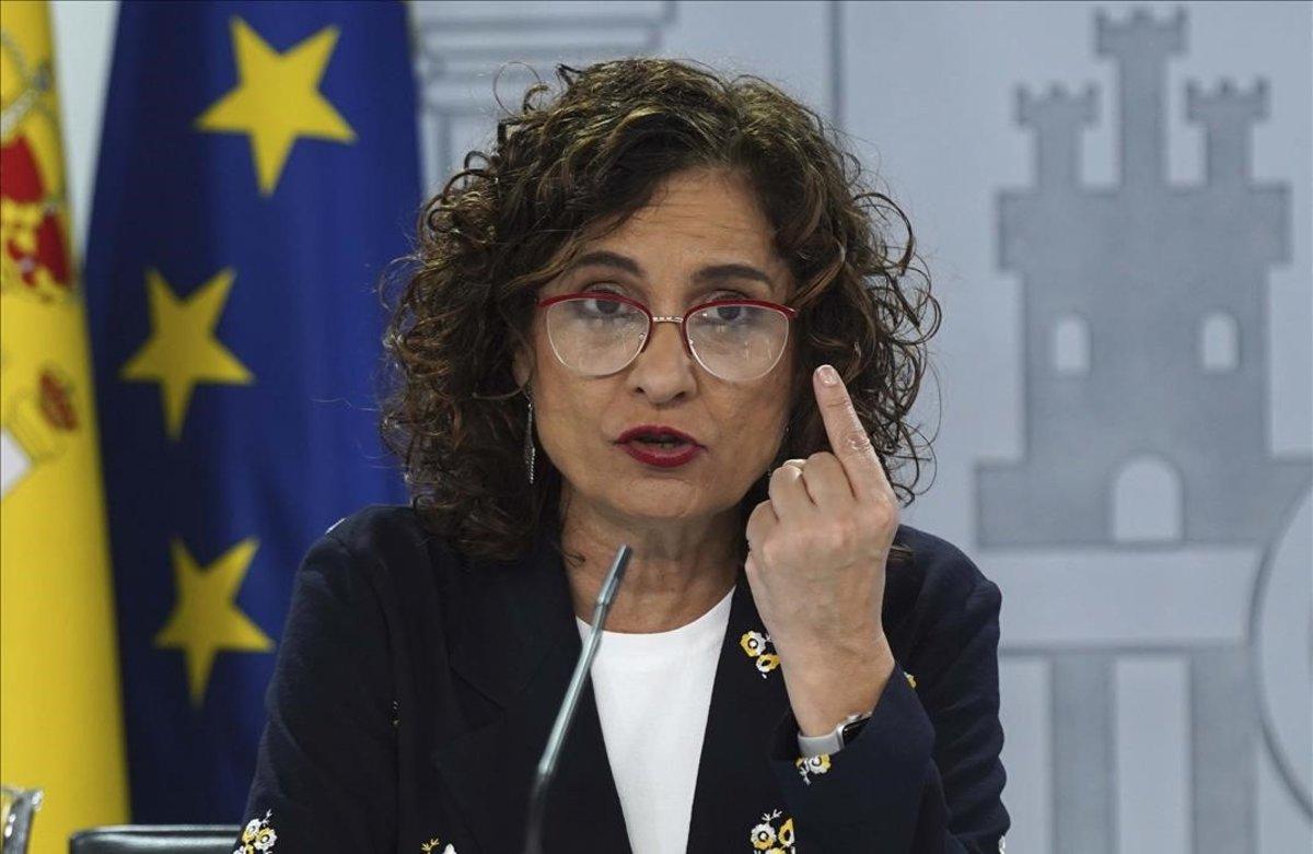 Crítica en el PSC al pla local de María Jesús Montero