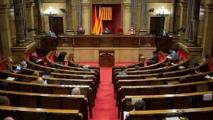 Torra demana un referèndum sobre la monarquia i la dimissió dels ministres de Podem