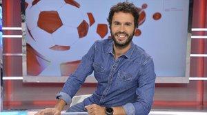 Luis García, presentador del programa