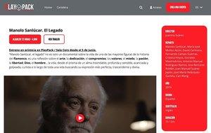 Imagen de este nuevo portal para cinéfilos.