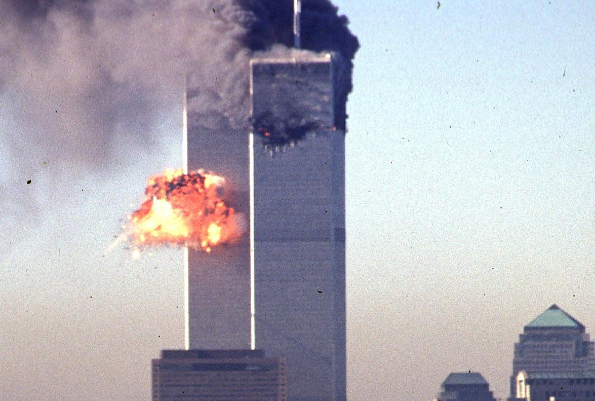 Imagen del 11-S.