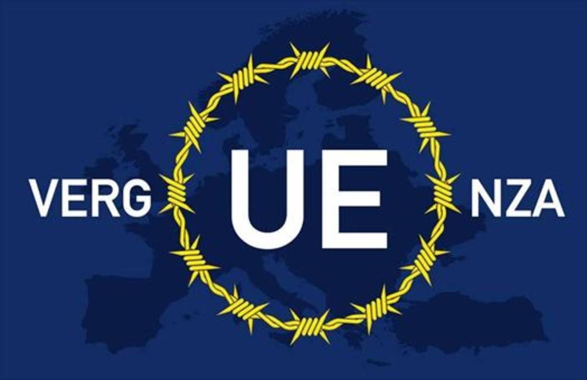 CRÍTICAS EN LAS REDES<br/>3La controversia en torno al preacuerdo entre la UE y Turquía para la deportación de refugiados ha tenido su reflejo en las redes sociales, donde muchos ciudadanos han expresado su rechazo con memes, fotografías y caricatur