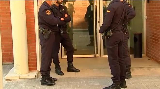 Cuatro detenidos por el caso Inipro en Viladecans.