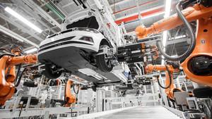 Nuevo Volkswagen Polo en la fábrica de Landaben (Navarra).