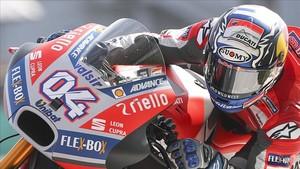 Dovi ha sido el más rápido en los FP1 de MotoGP