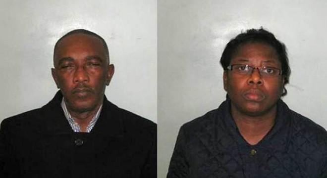 Cárcel para un matrimonio británico por esclavizar a un hombre durante 24 años