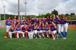 L'equip femení sub-16 del CBS Sant Boi es proclama campió d'Espanya de softbol
