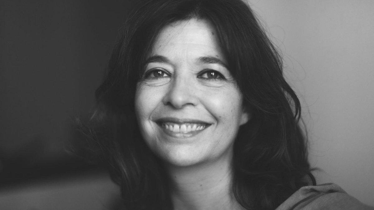 La actriz Rosa Morales