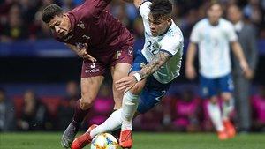 L'Argentina provarà de millorar davant del Marroc la seva imatge sense Messi