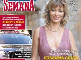 Según la revista 'Semana', Albert Rivera y Malú siguen juntos.