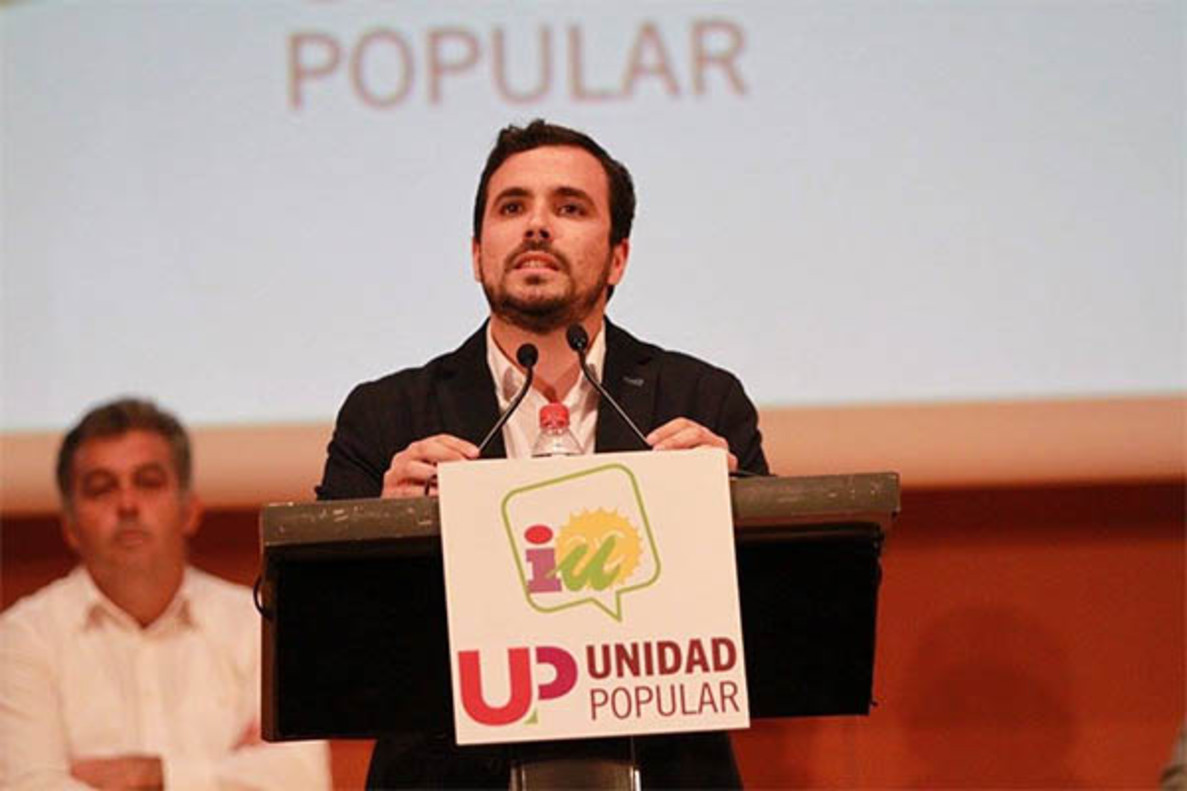 IU propone a Iglesias y Errejón unirse en un nuevo espacio con sus propias primarias