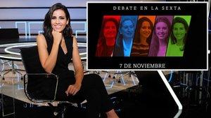 LaSexta organiza el último debate antes del 10N con candidatas de los cinco partidos