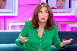 """Ana Rosa sale en defensa de Terelu y critica a 'Sálvame': """"¿A cuento de qué viene sacar eso ahora?"""""""