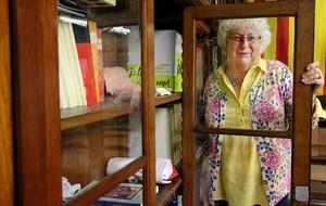 """Maria Josep Estanyol: """"Aquí a nadie le interesa el fenicio; aquí estoy sola"""""""