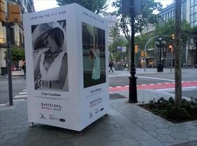 Barcelona calienta motores para la semana de la moda nupcial
