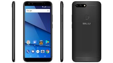 Blu Vivo X, un móvil de gama media con cuatro cámaras