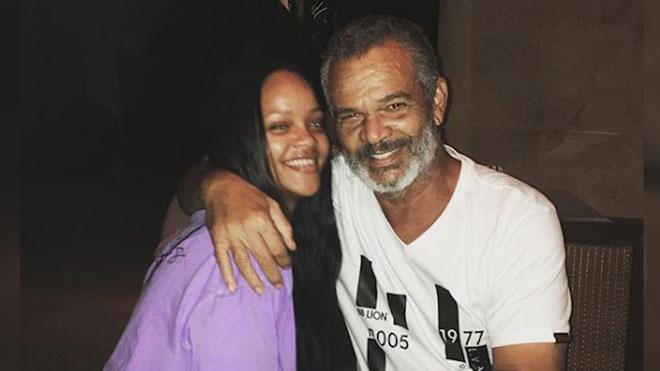 La cantante Rihanna lleva a su padre ante los tribunales.