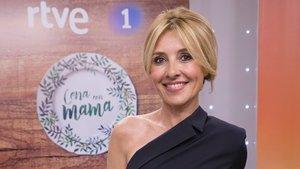 Cayetana Guillén Cuervo, presentadora de 'Cena con mamá'.