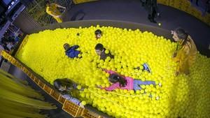 La Ciutat dels Somnis relleva el Festival de la Infància a partir del dimecres 27