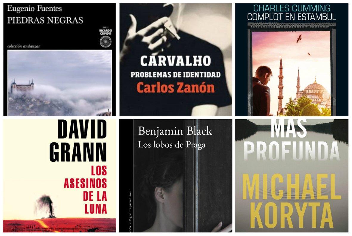 Las mejores novelas 'noir' de la avalancha que llega con BCNegra