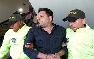 Raúl Gutiérrez Sánchez, el cubano explulsado de Colombia por nexos terroristas.