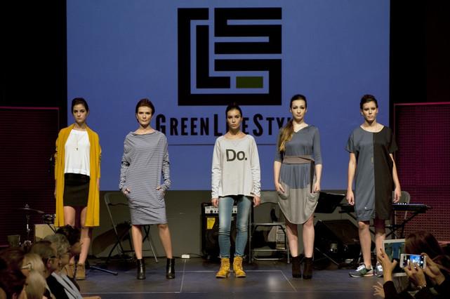 Desfile de moda en la pasada edición del BCN Ethical Fashion Fest.