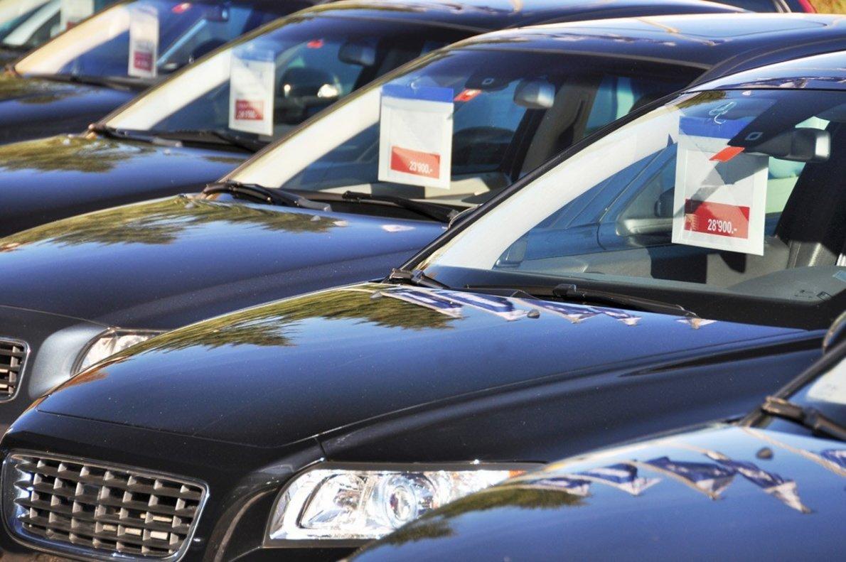 El mercado de vehículos de ocasión caerá en 2020