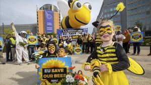 El malestar de les abelles