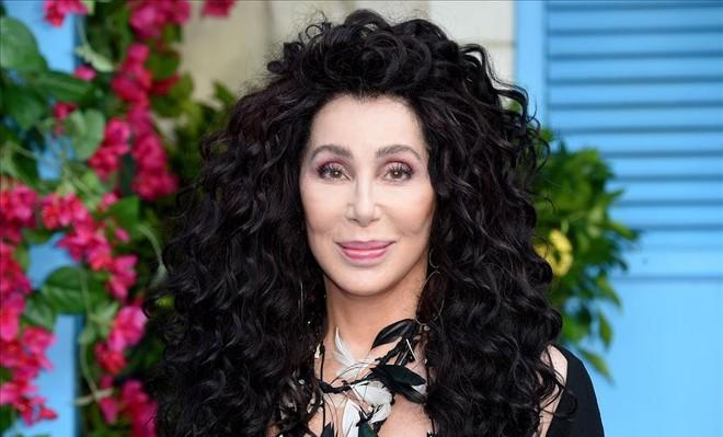 Cher, este martes, en la presentación de la película, en Londres.