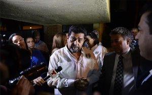 Édgar Zambrano, diputadode la de la Asamblea Nacional de Venezuela.