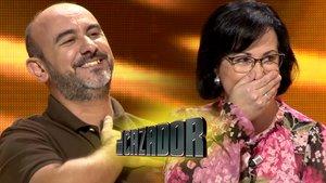 El Pedro i la Carmen s'emporten el premi més alt de la història d''El cazador' a TVE