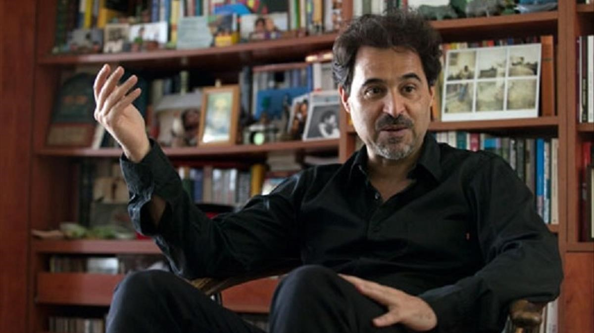 El escritor angoleño José Eduardo Agualusa.